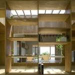 Maison design par Studio Synapse-Separation