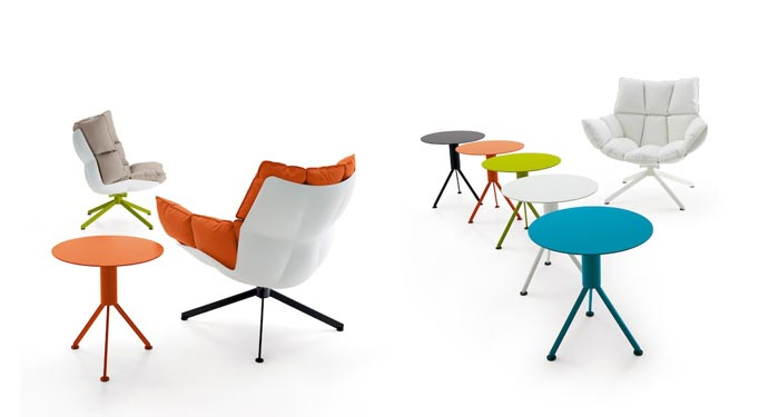 Mobilier design outdoor par Patricia Urquiola