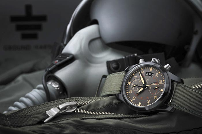 Montre IWC 2012 Top Gun Miramar