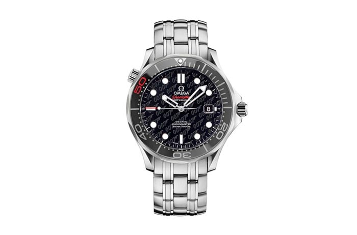 montre omega seamaster edition james bond. Black Bedroom Furniture Sets. Home Design Ideas