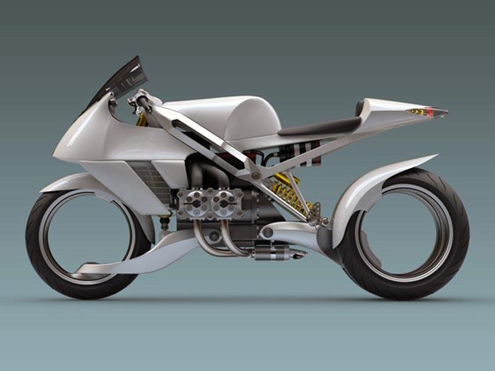 moto a double roue arriere arkko. Black Bedroom Furniture Sets. Home Design Ideas