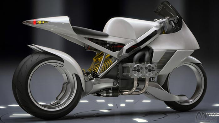 Moto design FB R200S