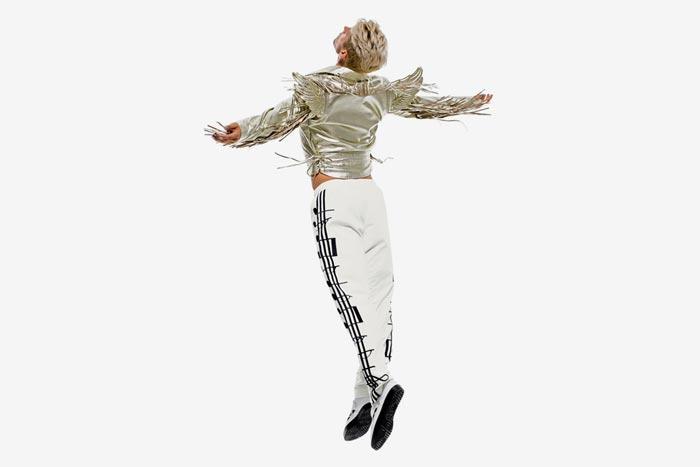 Nouvelle collection capsule Jeremy Scott x Adidas