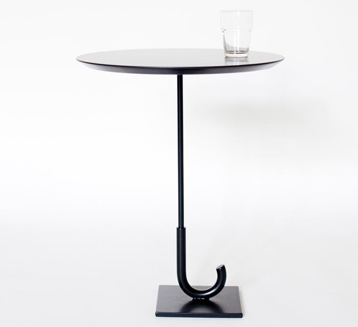 Parapluie Table design