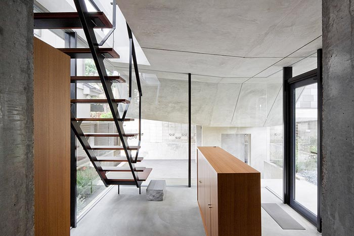 Piece a vivre maison design a tokyo arkko for Architecture a vivre