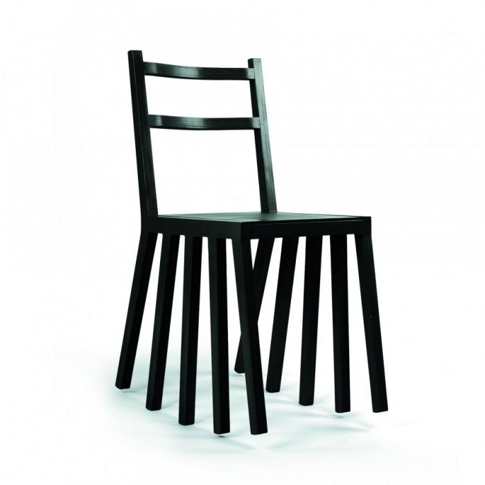 Rocking chair Kudirka noire