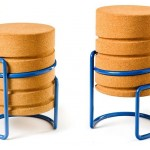 SCRW design stool