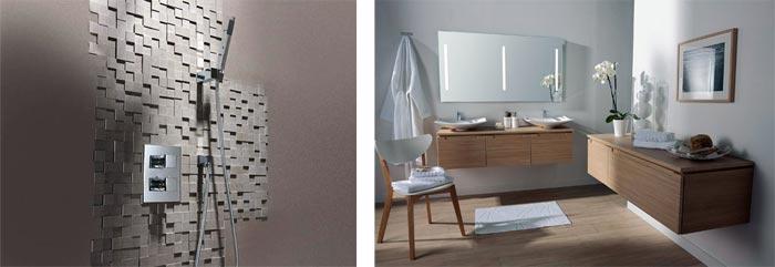 Salle de bain design leroy merlin par francois bernard arkko for Articles salle de bain design