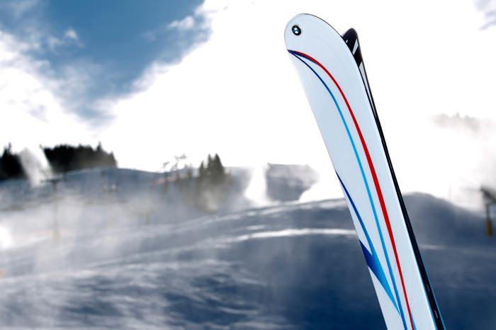 Ski design K2 LTD. BMW M Design Edition