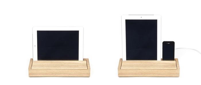 Support design pour iPad New Basics