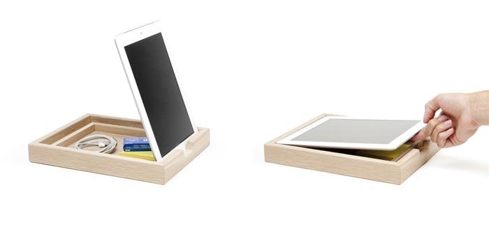 Support design pour iPad