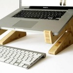 Support design pour ordinateur portable