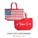 Vote for Obama-Sac Diane Von Furstenberg