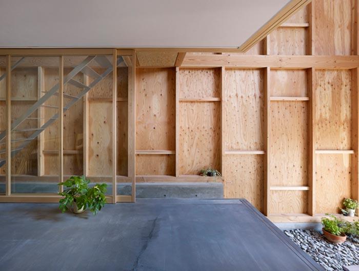 Wooden House par Suppose Design Office