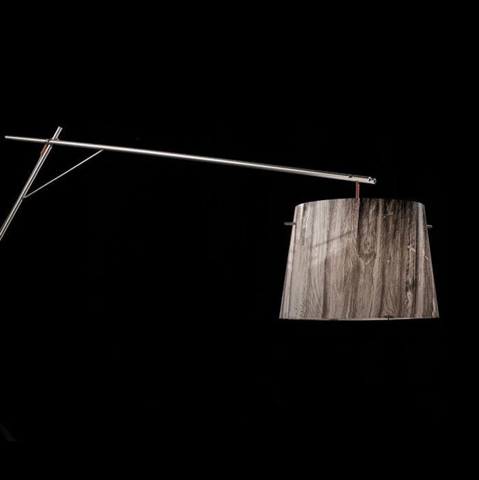 Woody Lamp par Luca Mazza