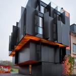 Appartement design Luxembourg par SUMO