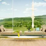 Canape design Vitra