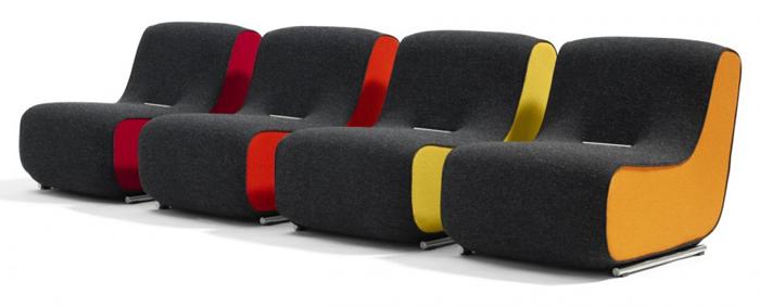 Canape design et modulable Ally