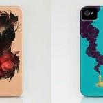 Coque iPhone design chez Society6