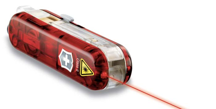 Couteau Suisse design