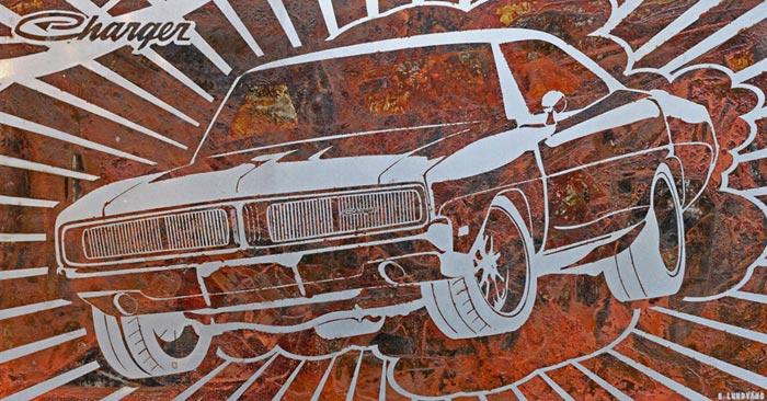 Dodge Charger par Bo Lundvang