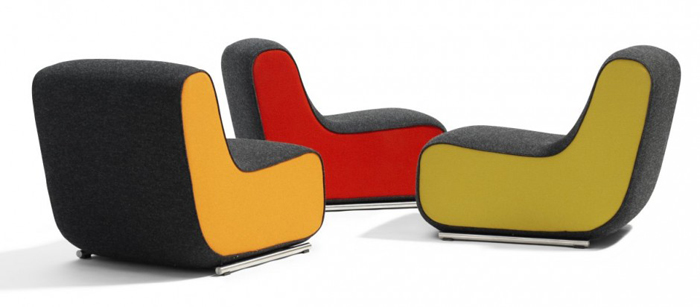 Fauteuil Ally chez Bla Station