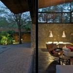 Maison design Brick Kiln House