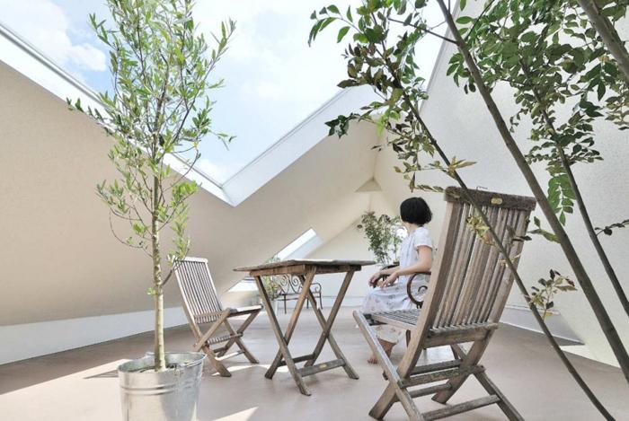 Maison design Montblanc