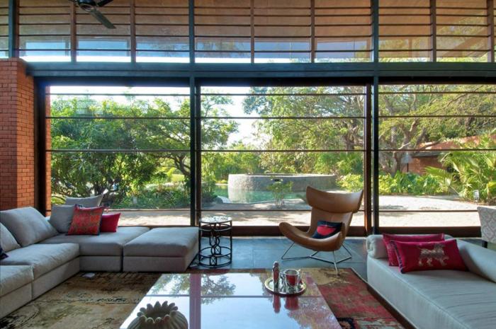 Maison design par SPASM Design Architects