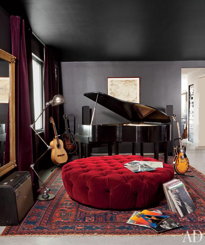 Maison hollywoodienne de Adam Levine