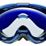 Masque de ski avec lentille magnetique