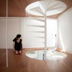 Piece a vivre dans petite maison design