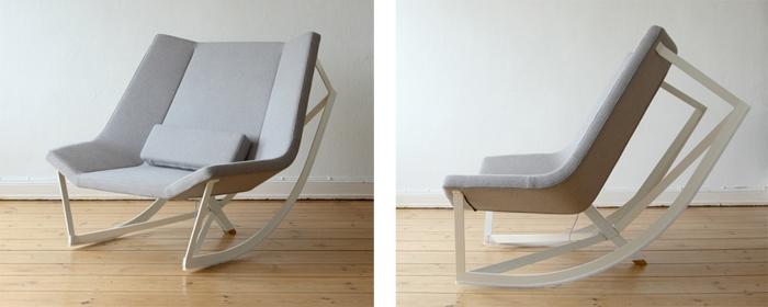 Rocking Chair design