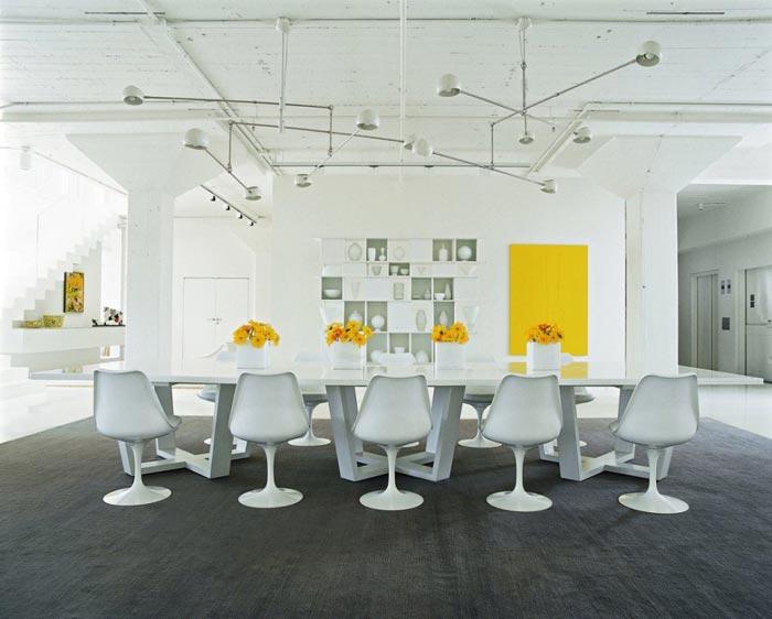 Loft design par poteet architects