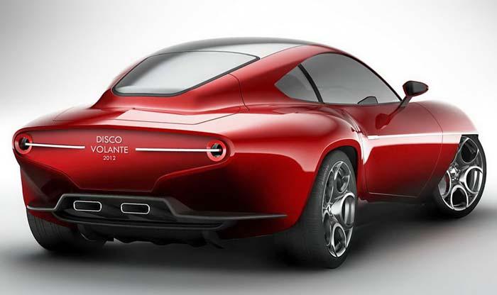 Alpha Romeo Disco Volante 2012