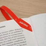 Fixation marque page Albatros