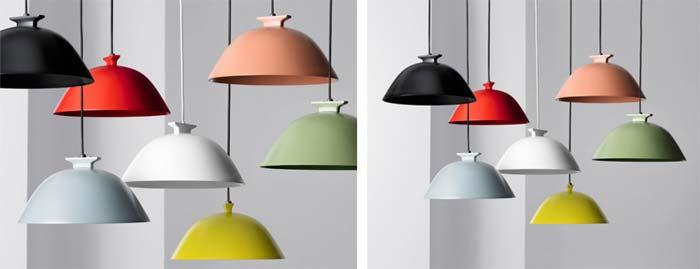 Lampes design par Inga Sempe