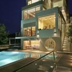 Maison design a Athenes