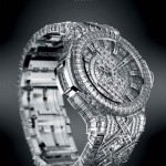 Montre de luxe Hublot en diamants