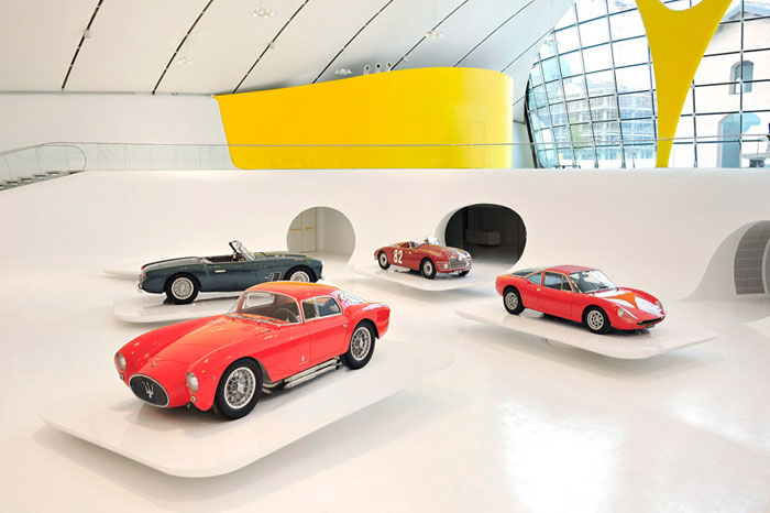 Musee Enzo Ferrari