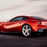 Nouvelle Ferrari F12 Berlinetta