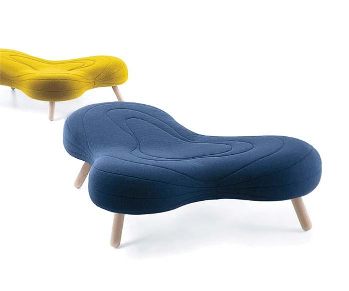 Pouf design Bouli