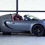 Profil de la Bugatti Veyron Grand Sport Vitesse