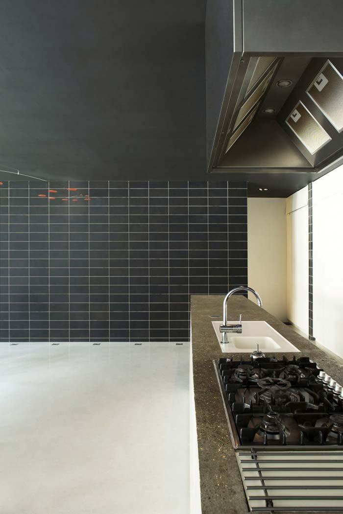 Residence design a Londres – Cuisine