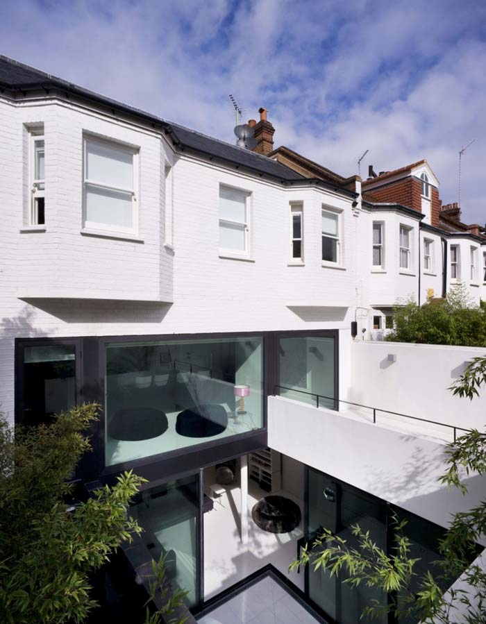 Residence design a Londres