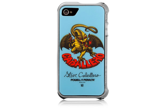 Coque iPhone 4 Steve Caballero