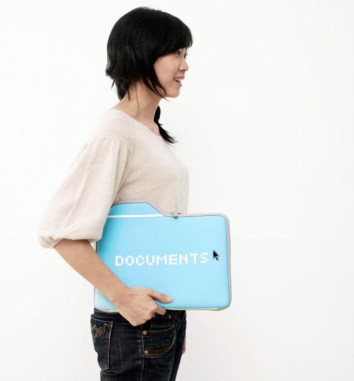 Housse de protection design pour Macbook