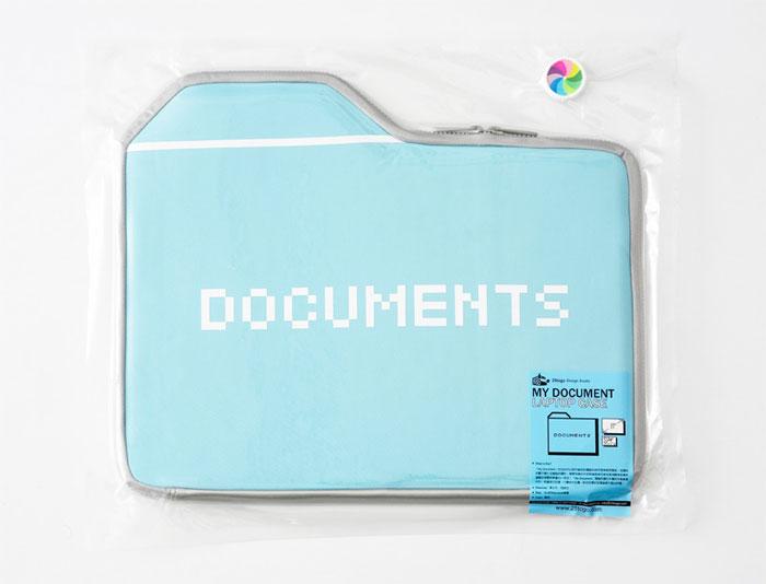 Housse  design Documents pour Macbook