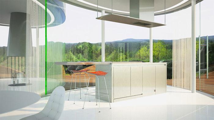 Interieur Cloud House