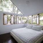 Maison design a Sydney - Chambre